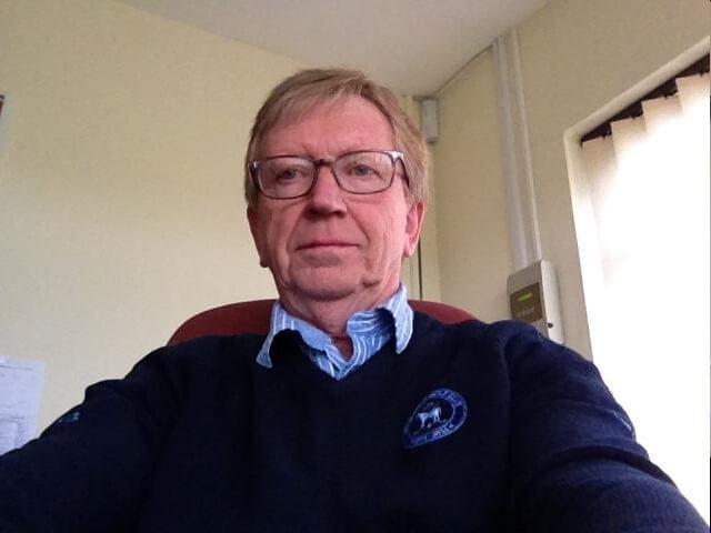 West Wilts Golf Club bids fond farewell to Geoff Morgan, Club Secretary