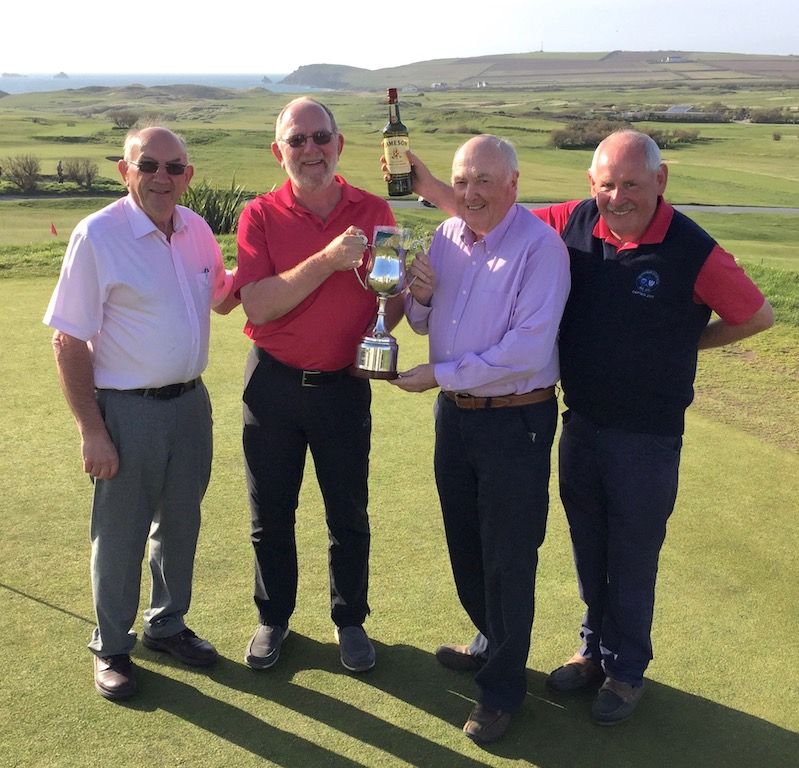 WWGC v Chippenham GC Ryder Cup Matches - Report